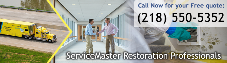 ServiceMaster Restoration Professionals - Disaster Restoration and Cleaning in Fergus Falls, MN