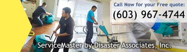 ServiceMaster by Disaster Associates, Inc. - Disatser Restoration and Cleaning Services in Rochester, NH