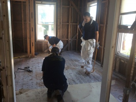 ServiceMaster by Mason - Latest Projects - Reconstruction Services