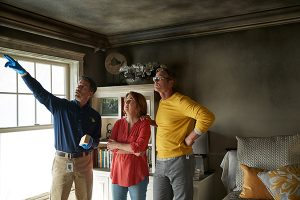 Fire Damage Restoration in O'Fallon, MO 63366