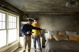 Smoke Damage and Odor Removal for Houston, TX
