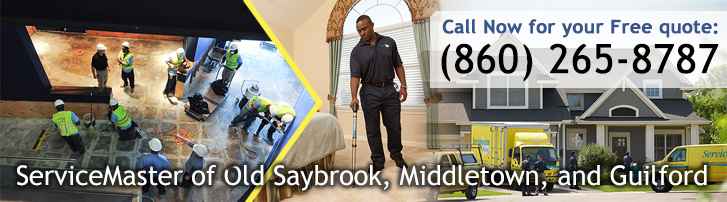 Disaster Restoration and Cleaning in Old Saybrook, CT