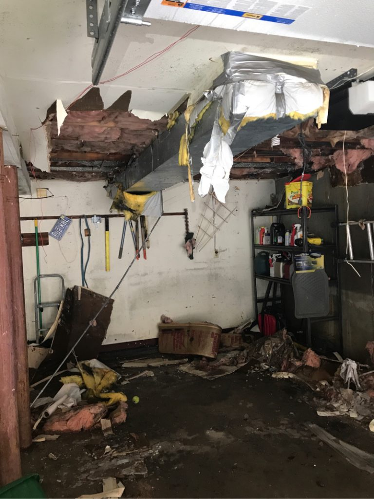 Water-Mold-Damage-Southbery-CT-Home