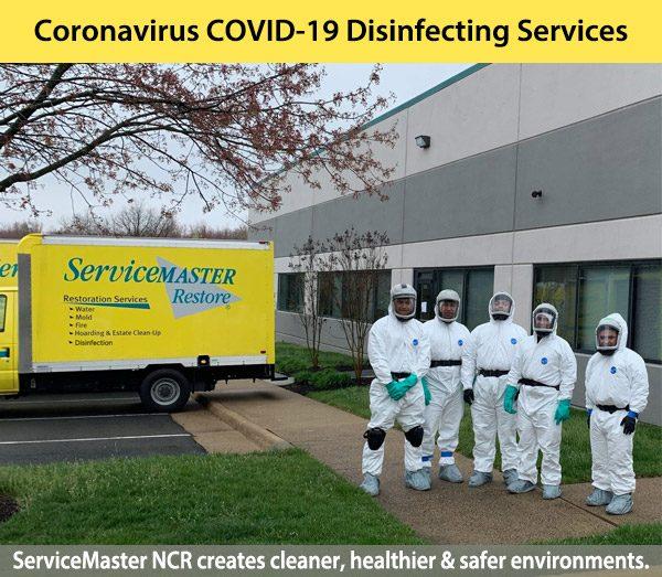 Corona virus disinfection