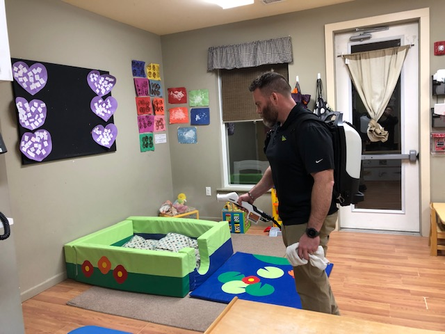 School-Cleaning-Waterford-CT
