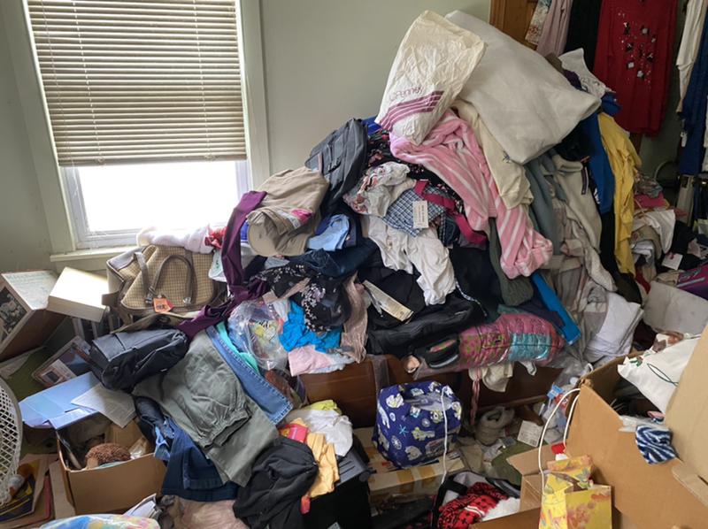 Hoarding Mess