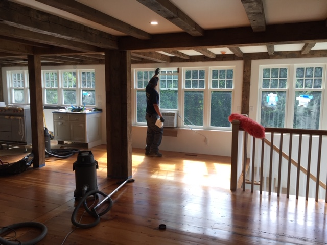 Post-Construction-Cleaning-Charlestown-RI