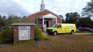 First-Baptist-Church-ServiceMaster-Van