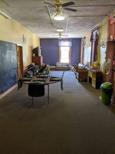 Post Construction Cleanup Holy Family Home & Shelter