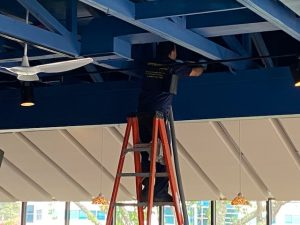 Commercial Cleaning Westerly RI Restaurant