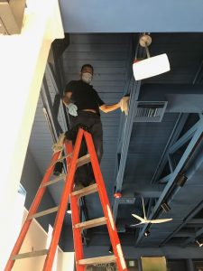 Westerly RI Restaurant Post Construction Cleaning