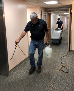 Carpet Cleaning in Woonsocket RI