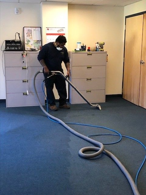 Carpet Cleaning in Coventry CT Department of Public Works