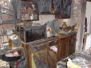 Fire Damage Restoration – Highlands Ranch, Colorado