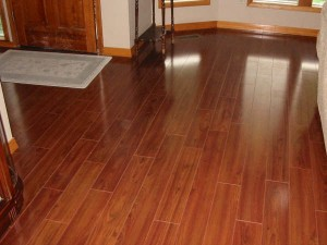 Laminate Floor Care