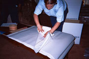 Packout, Dry Cleaning & Board up Services in Lake Forest, CA