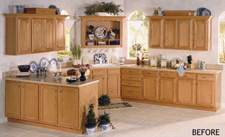 Cabinet Refacing Wheaton IL