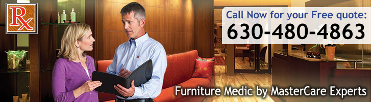 Furniture Medic by MasterCare Experts Naperville and Aurora IL