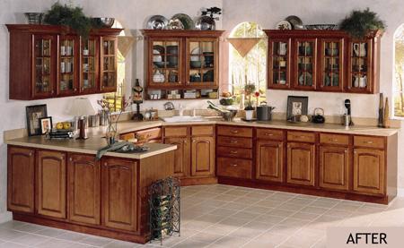 Refinish Kitchen Cabinet Wheaton IL