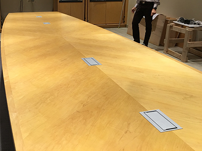 Wood Table Restoration in West Chicago and Carol Stream, Il
