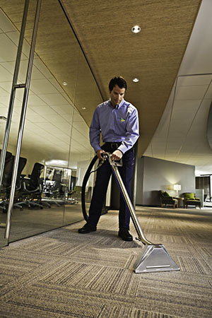 Commercial Carpet Cleaning in Galveston, TX