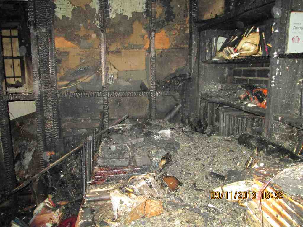 Smoke & Fire Damage Restoration Galveston TX