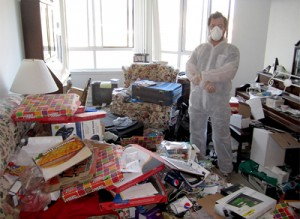 Hoarding Cleanup Lake Forest CA