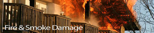 FIre and Smoke Damage Repair & Restoration in Glendale, CA