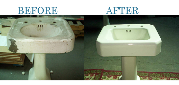 Sink Refinishing in New Cumberland, PA