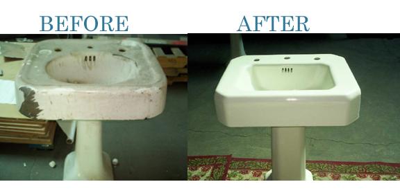 Sink Refinishing in New Cumberland, PA