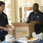 ServiceMaster 2012 Content Cleaning and Pack-Out Services Cambridge, MA by Disaster Associates incl