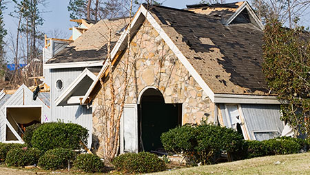 Storm & Wind Damage Repair in Galveston, TX