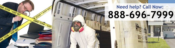 Biohazard and Crime Scene Cleaning in Newark, NJ