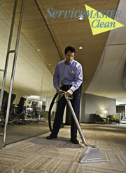 ServiceMaster Carpet Cleaning in The Woodlands TX