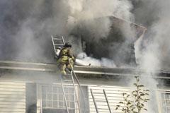 Fire Damage Restoration in San Mateo, CA