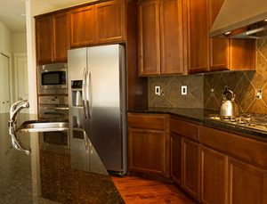 Kitchen Cabinet Refacing for Baytown, TX