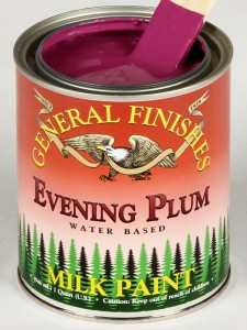 Milk Paint Evening Plum