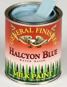 Milk Paint Halycon Blue