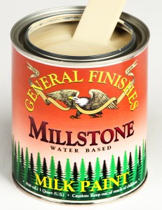 Milk Paint Millstone