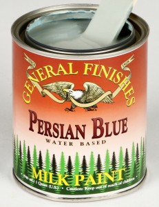 Milk Paint Persian Blue