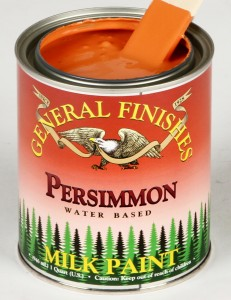 Milk Paint Persimmon