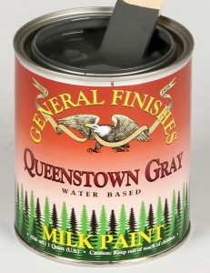 Milk Paint Queenstown Gray