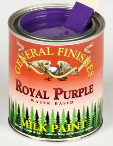 Milk Paint Royal Purple