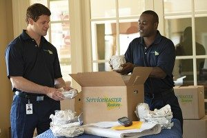Packout-services and content cleaning in San Mateo CA