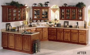 Refinish Kitchen Cabinet Baytown TX