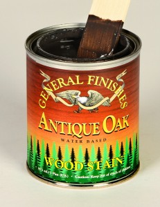 Retail Water Based Wood Stain Antique Oak