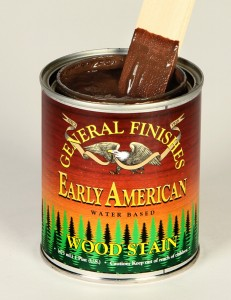 Retail Water Based Wood Stain Early American