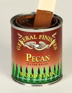Retail Water Based Wood Stain Pecan