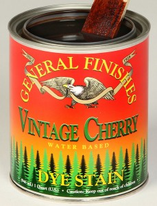 Water-base-dye-stain-vintage-cherry-general-finishes-cropped-open-2014