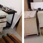 Furniture-Refinishing-Hoosier-Cabinet-Before-in-West-Chicago-and-Carol-Stream-IL